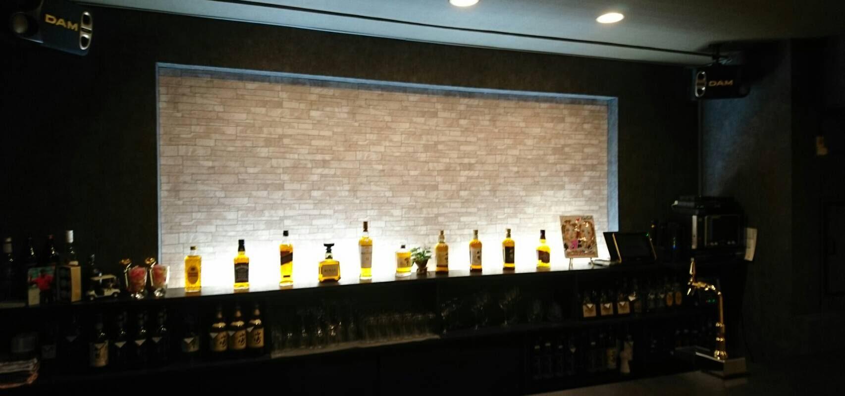 パーマリンク先: Bar&スナック系内装例